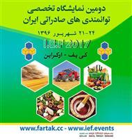 حضور شرکت نیرو تهویه البرز در دومین نمایشگاه توانمندی های صادراتی ایران در شهر کیف اوکراین