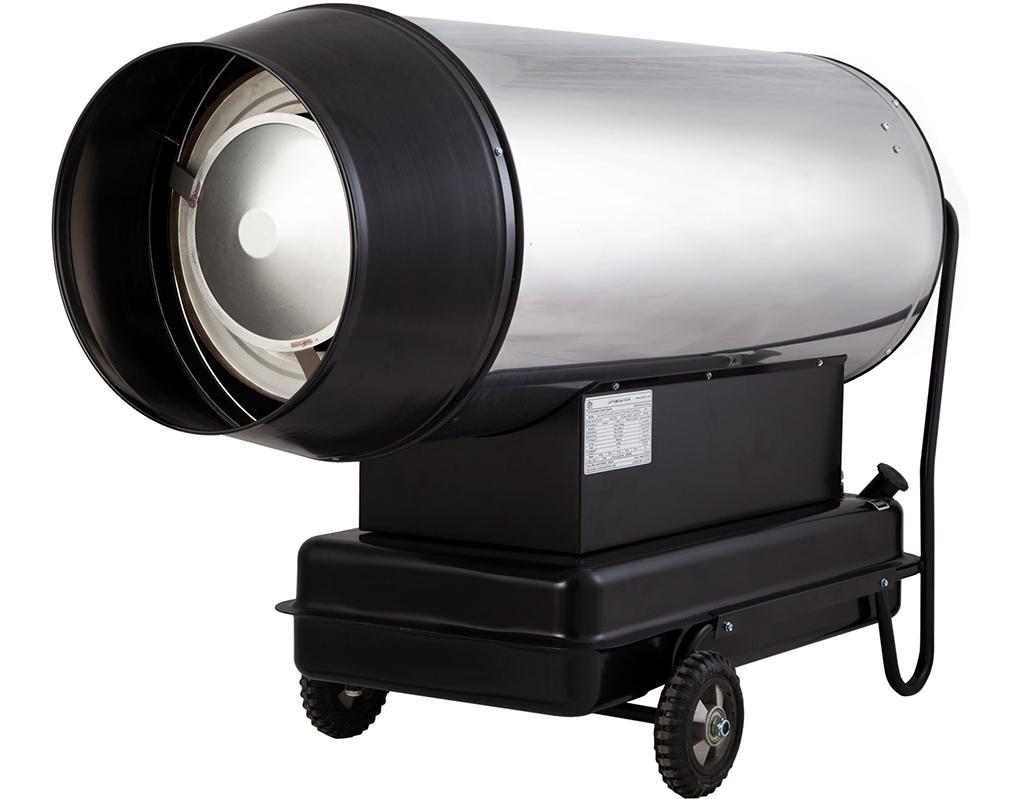 جت هیتر دوموتوره گازوئیلی باکدار البرز مدل 2LB-100