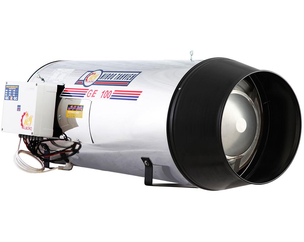 جت هیتر گازی GE-100