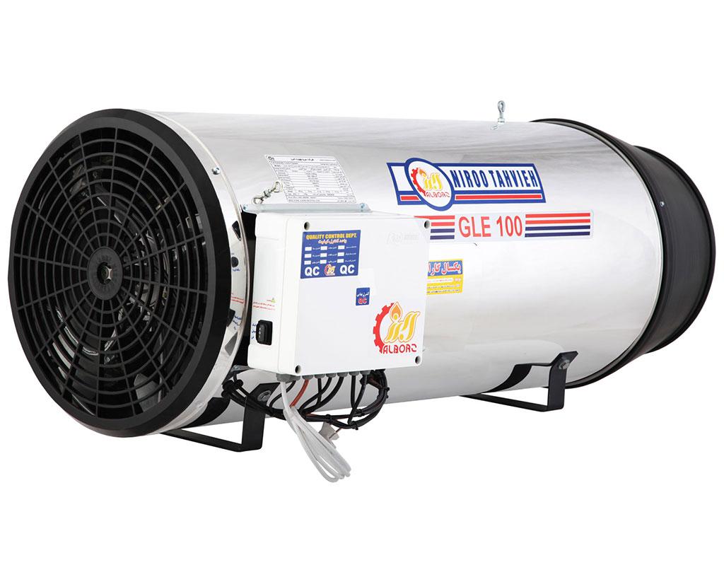 جت هیتر گازوئیلی البرز مدل GLE-100
