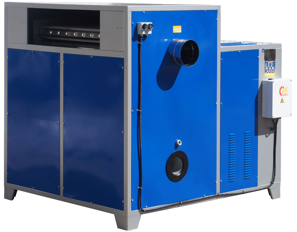 کوره هوای گرم HA-300