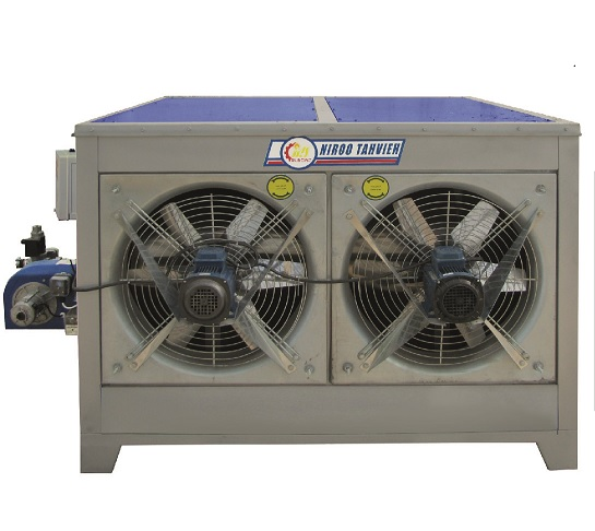 کوره هوای گرم HA-200