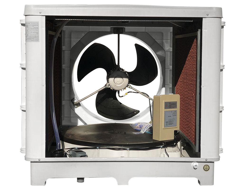 سوپر کولر سلولزی پلیمری روبروزن البرز مدل NTAC3/150F