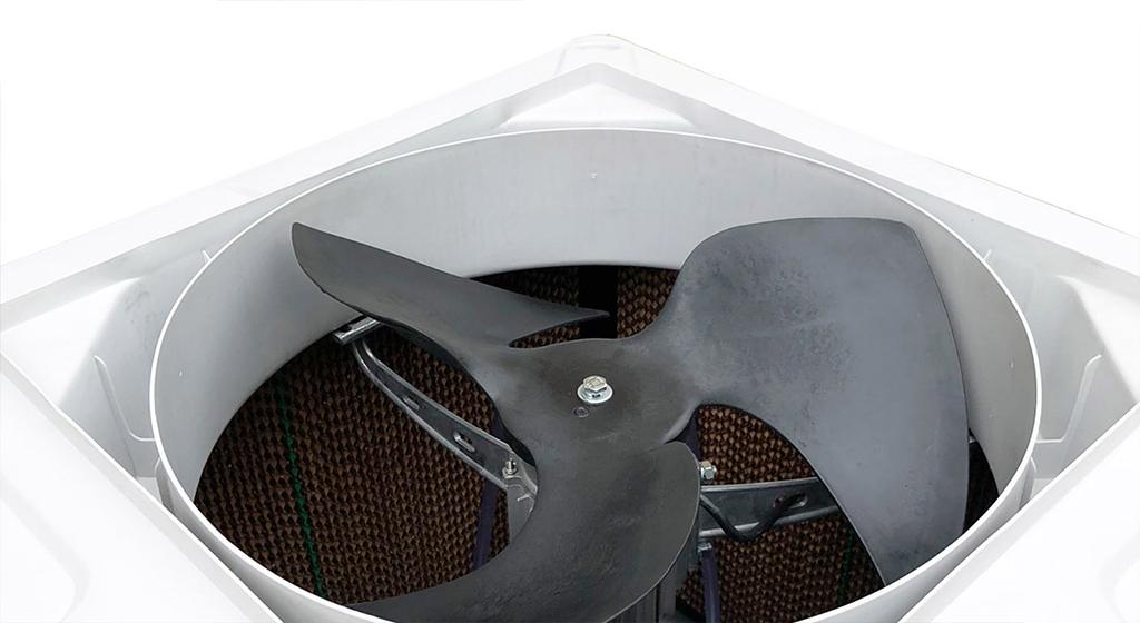 سوپر کولر سلولزی پلیمری بالازن البرز مدل NTAC3/150U