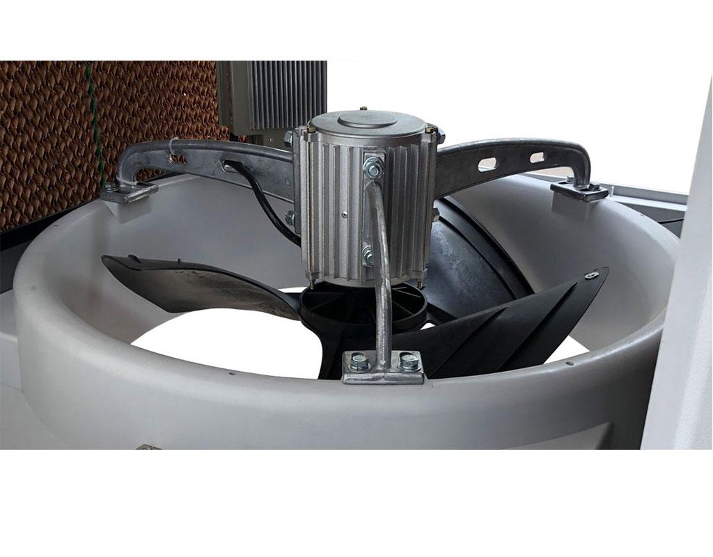 سوپر کولر سلولزی پلیمری پایینزن البرز مدل NTAC3/150D