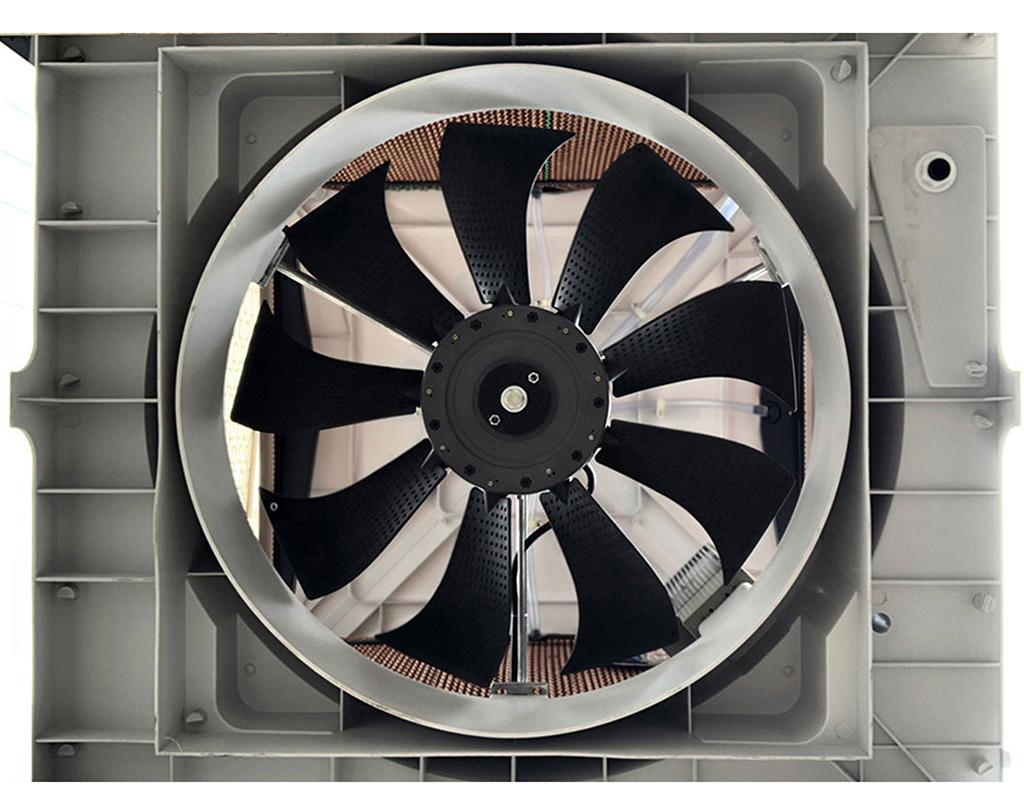 سوپر کولر سلولزی پلیمری پایینزن البرز مدل NTAC9/180D